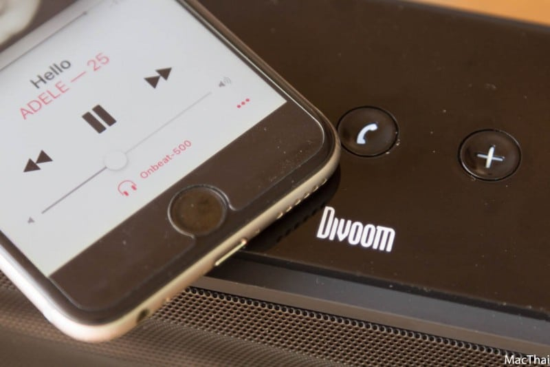 divoom-with-apple-music