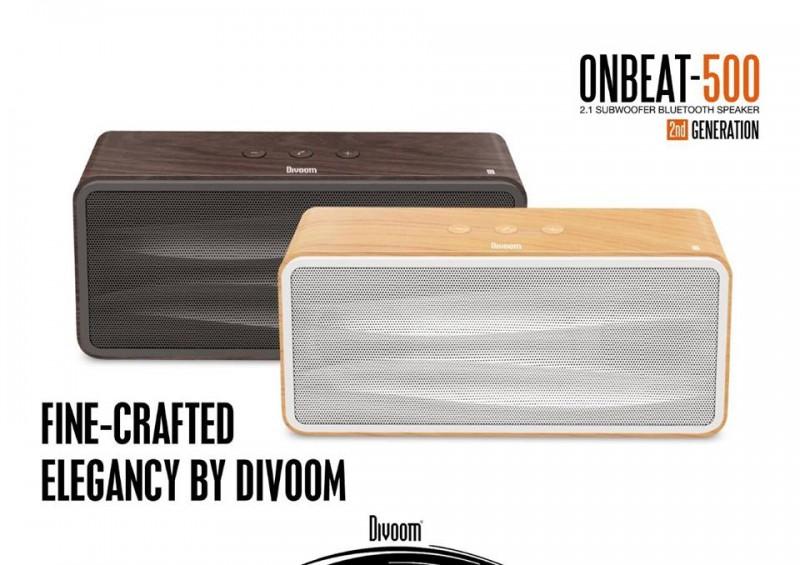 divoom-wood