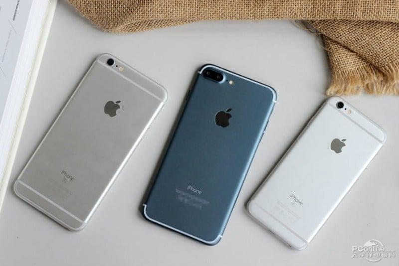 iPhone 7 plus deep blue-9