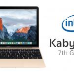 "Intel เปิดตัว ชิปรุ่นที่ 7 ""Kaby Lake"" เน้นประหยัดพลังงาน อาจมาพร้อม Mac ปี 2017"