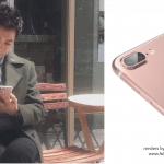 ยังไม่ทันเปิดตัว…เซเลปไต้หวันถือ iPhone 7 Plus สี Rose Gold ออกมาโชว์กันแล้ว