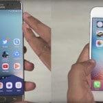 ผลทดสอบความเร็ว Samsung Galaxy Note 7 ยังคงแพ้ iPhone 6s ในการใช้งานจริง [ชมคลิป]
