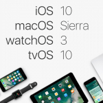 Apple ปล่อย iOS 10, macOS Sierra, watchOS 3, tvOS 10 รุ่น Golden Master ให้นักพัฒนาแล้ว !!