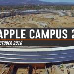 Apple Campus 2 ยานแม่แห่งใหม่ เริ่มติดหลอดไฟภายในอาคารแล้ว !!