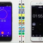 [ชมคลิป] ทดสอบความเร็วใช้งานจริง iPhone 7 Plus ปะทะ Google Pixel XL มาดูกันใครชนะ ?