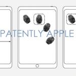Apple จดสิทธิบัตรใหม่ หน้าจอที่สามารถสแกน และจดจำลายนิ้วมือได้