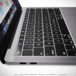 """[ลือ] ปุ่มสัมผัสใหม่ บน MacBook Pro 2016 อาจจะถูกเรียกว่า """"Magic Toolbar"""""""