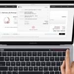 Apple หลุดภาพของ MacBook Pro ใหม่ !! เผย Magic Toolbar แบบสัมผัสพร้อม Touch ID
