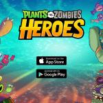 Plants vs Zombies: Heros เกมการ์ดใหม่บน iOS, Android ท้าชน Hearthstone