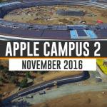 [ชมคลิป] ความคืบหน้าสำนักงานใหญ่แห่งใหม่ของ Apple จากโดรน เดือนพฤศจิกายน