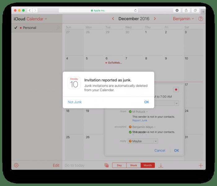 icloud-calendar-report-junk