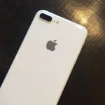 [ลือ] ภาพตัวเครื่อง iPhone 7 สีขาวเงา Jet White สวยงามมาก (ชมคลิปด้านใน)