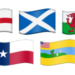 Apple เตรียมเสนอ Emoji รูปธงแคว้นในสหราชอาณาจักร และรัฐในสหรัฐ คาดได้ใช้ปีหน้า