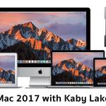 Intel เปิดตัวชิป Kaby Lake อย่างเป็นทางการ เตรียมใส่ใน iMac, MacBook Pro รุ่นถัดไป