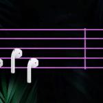 Apple ออกโฆษณา AirPods ชุด Notes นำตัวหูฟังมาทำเป็นโน๊ตเพลง