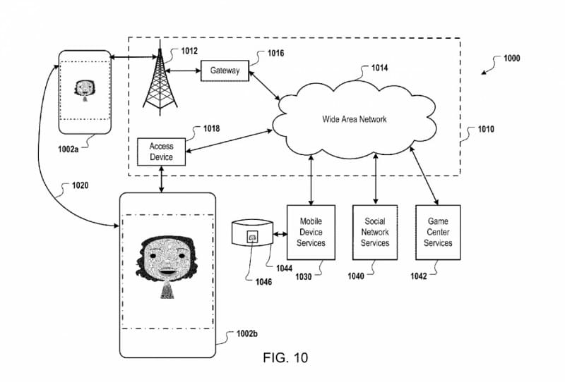 apple-granted-patent-for-avatar-editing-environment