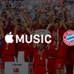 Apple Music ประกาศเป็นสปอนเซอร์ให้กับทีม เอฟซี บาเยิร์น มิวนิค