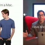 Huawei จับพระเอกโฆษณา I'm a Mac มาโฆษณาโน๊ตบุ๊ค PC และมือถือ Android