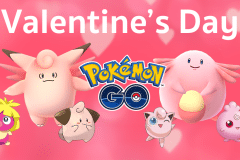 pokemon go Valentine's Day