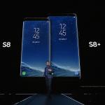 Samsung เปิดตัว Galaxy S8 และ S8+ หน้าจอไร้ขอบ, สแกนม่านตา, ยังมีช่องเสียบหูฟัง