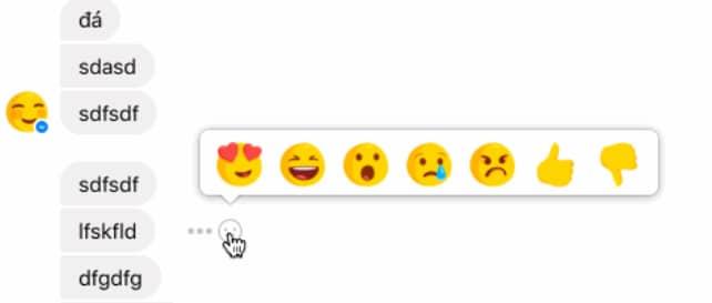 facebook reaction 1