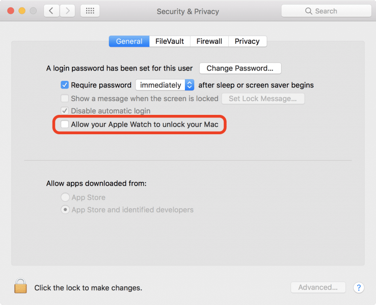 how to setting unlock mac by apple watch-2