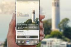 ภาพคอนเซปต์ AR บน iPhone 8
