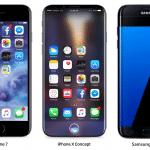 [ลือ] iPhone 8 จะมาพร้อมหน้าจอโค้ง แต่อาจจะโค้งไม่เท่า Galaxy S7 Edge
