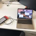 พบ Nintendo Switch สามารถเป็น PowerBank เพื่อชาร์จแบต MacBook Pro ได้