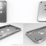 ชมภาพเรนเดอร์ 3D ฝาหลัง iPhone 8 ที่มีกล้องคู่แนวตั้ง และ Touch ID อยู่ด้านหลัง