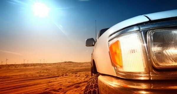 7 วิธีคลายร้อนให้รถยนต์ของคุณเมื่อจอดกลางแดดเป็นเวลานาน