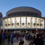 เปิดตัว Apple Dubai Mall พร้อมม่านบังแดดแบบอาหรับขนาดยักษ์