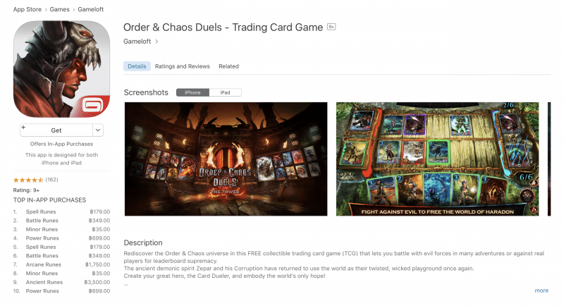 8 card games for ios 2017-6