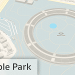 Apple Maps อัพเดทอาคารใน Apple Park เป็นภาพ 3 มิติแล้ว !!