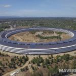 พาชมความคืบหน้า Apple Park สำนักงานแห่งใหม่ของ Apple ประจำเดือนพฤษภาคม