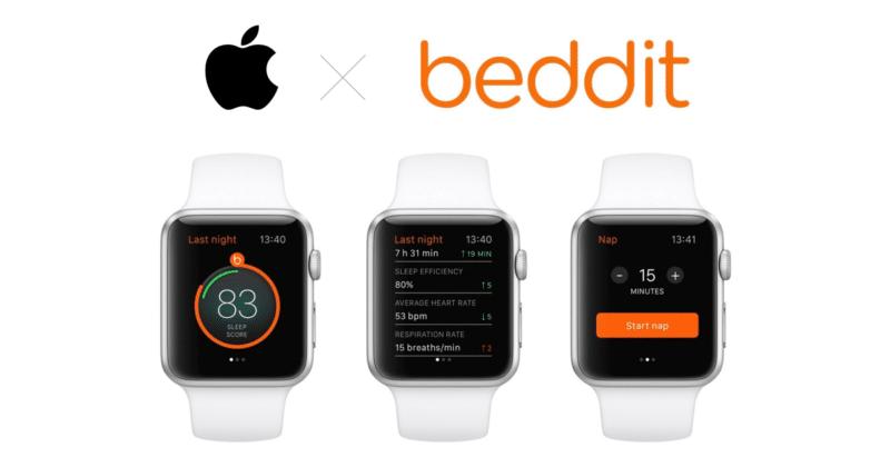 apple watch_beddit_app