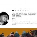 กิจกรรม Today at Apple ณ ประเทศสิงคโปร์ เริ่มโดยคุณ BINKO นักวาดจากเมืองไทย