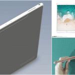 ชมภาพเรนเดอร์ 3 มิติ iPad Pro 10.5 นิ้ว มาพร้อมไมโครโฟน 3 ตัว ขอบจอหนาเพียง 7 มม.