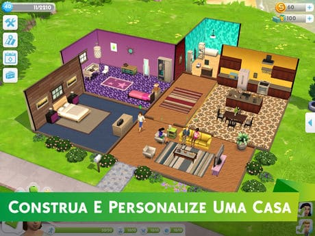 the sims mobile1