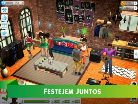 the sims mobile2