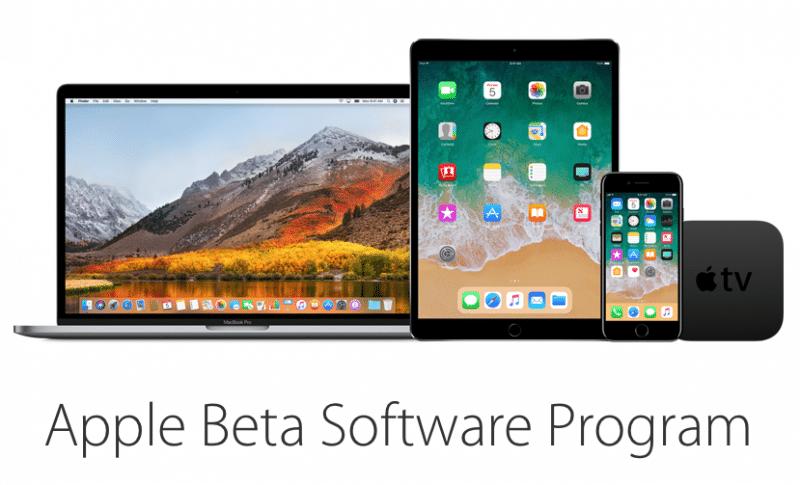 versione beta ios 11.3