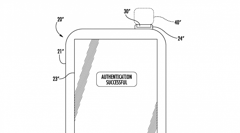 apple patent touch id on power button 2