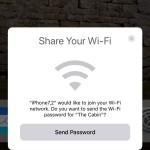 iOS 11 เพิ่มฟีเจอร์ส่งรหัสผ่าน Wi-Fi ให้เครื่องที่ต้องการต่อได้ทันที