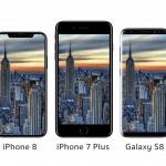 iphone 7 plus 8 samsung galaxy s8 s8+ 2