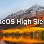 Apple ออกอัพเดต macOS 10.13.2 สำหรับ High Sierra