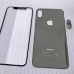 [หลุด] ชิ้นส่วนหน้าจอ และฝาหลัง iPhone 8 พบเป็นกระจกทั้งหมด ไม่มีปุ่มโฮม, กล้องคู่แนวตั้ง