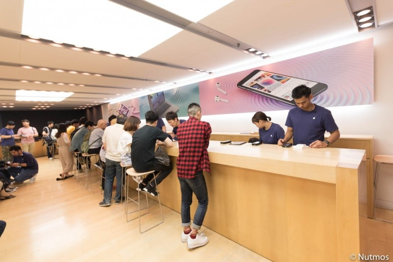 apple-shinsaibashi-genius-bar