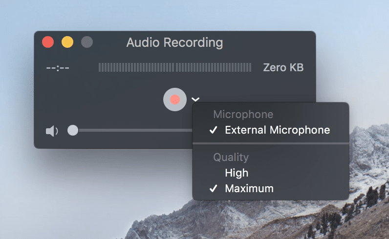 how to recoding by quicktime mac-4