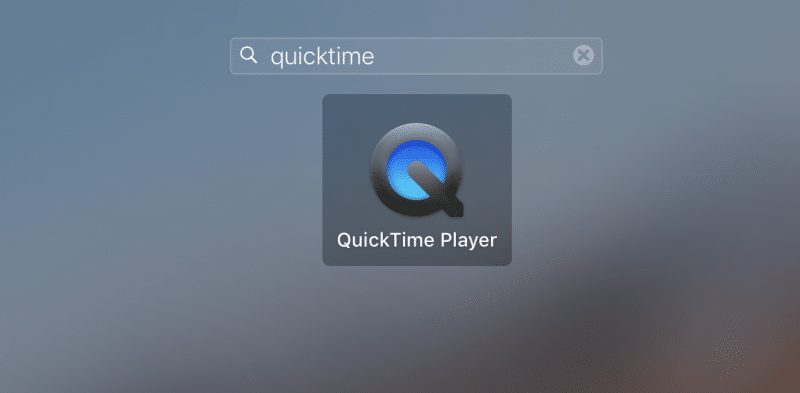 how to recoding by quicktime mac-7