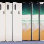 ชมภาพสามมิติ iPhone 8 ใกล้เคียงของจริงที่สุด มาพร้อม 5 สี